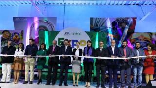 Inaugura Jefa de Gobierno Expo Alcaldías 2019