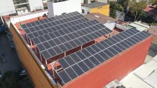 """Arranca """"Ciudad Solar"""" en edificios públicos de la capital"""