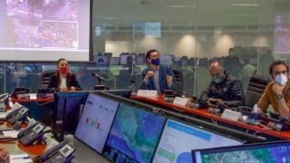 Realiza Gobierno de la Ciudad de México simulacro virtual interno para medir acciones de respuesta ante un sismo